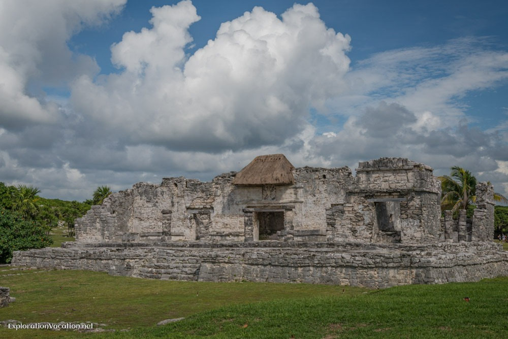 ruins of Tulum Mexico
