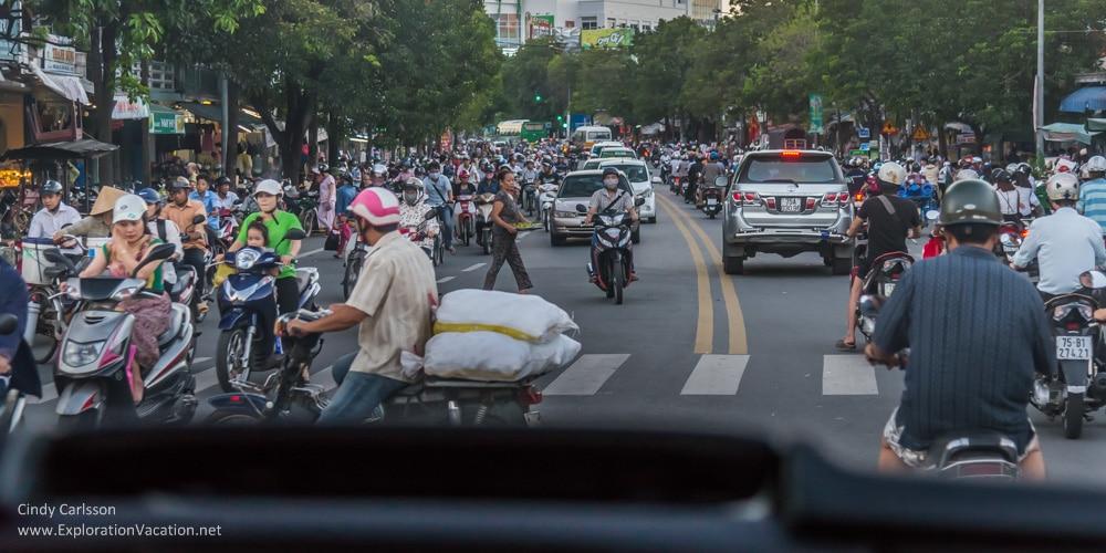 rush hour Hue