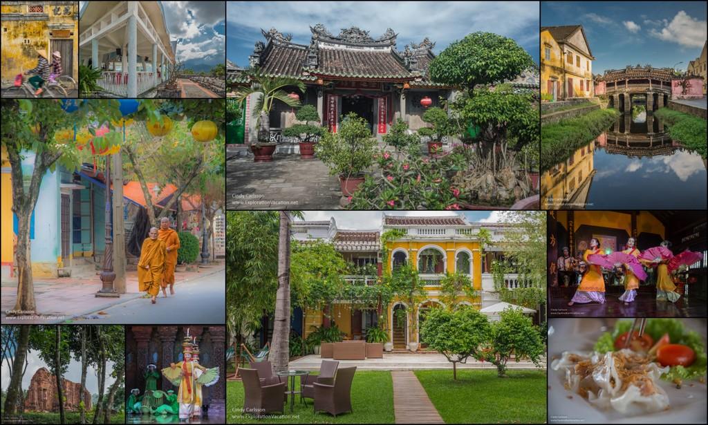 Hoi An Vietnam mosaic