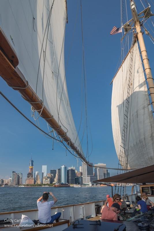 sails and Manhattan