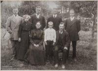 Johanson family before 1920
