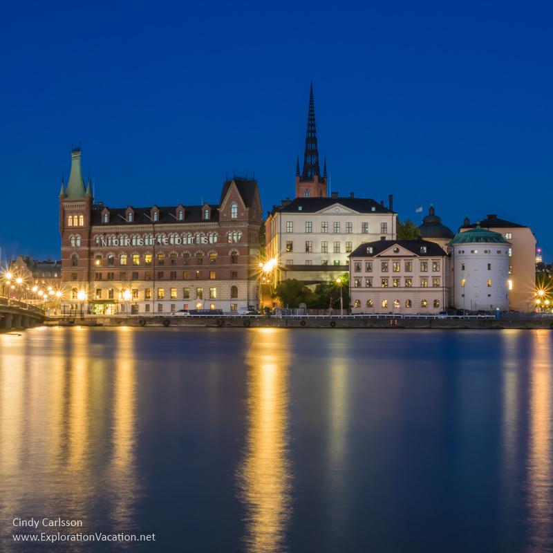 Stockholm Sweden - www.ExplorationVacation.net