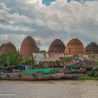 Brick kilns Mekong Delta Vietnam - ExplorationVacation.net