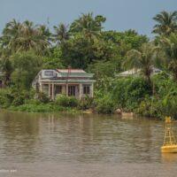 house Mekong Delta Vietnam - ExplorationVacation.net