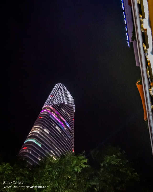 Bitexco tower Saigon Vietnam - ExplorationVacation.net