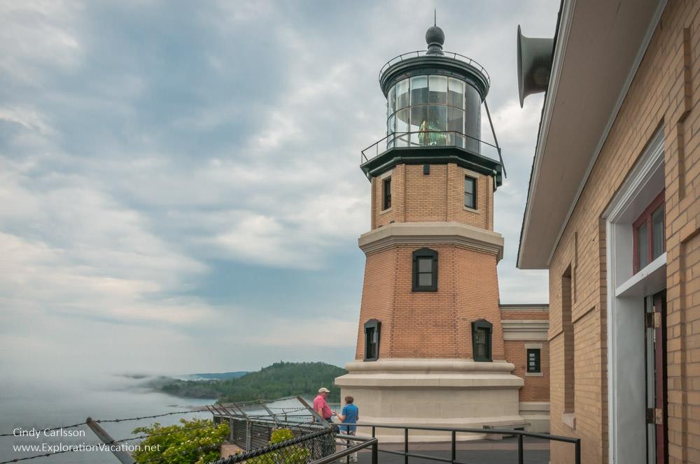 Split Rock Lighthouse - ExplorationVacation.net