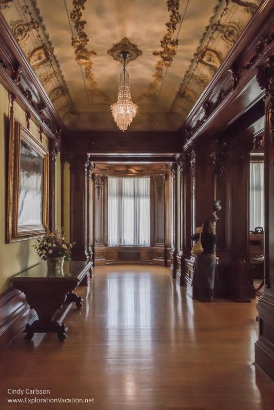 grand hall American Swedish Institute Minneapolis Minnesota - ExplorationVacation.net