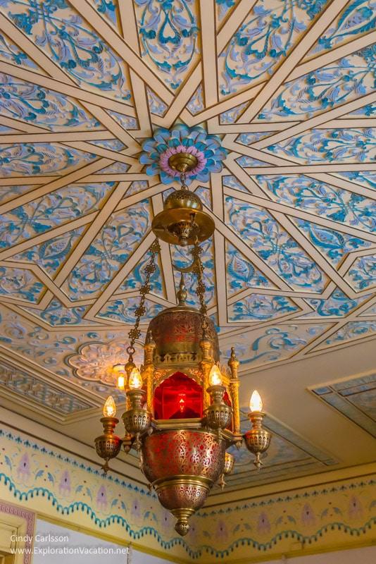 lighting American Swedish Institute Minneapolis Minnesota - ExplorationVacation.net