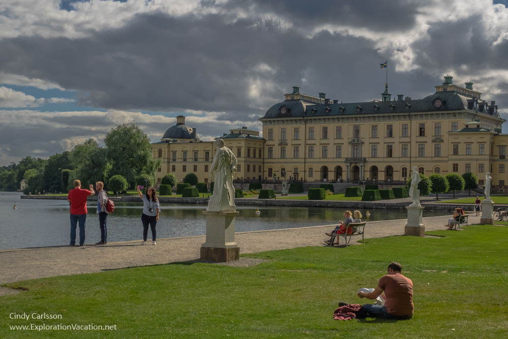 Drottningholm Palace Sweden - ExplorationVacation.net