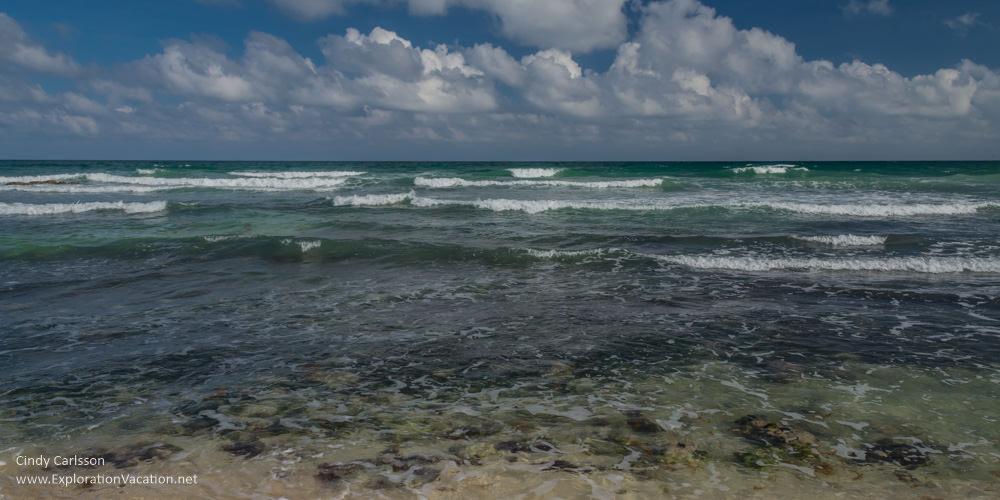 Playa Limpia Tulum Mexico - ExplorationVacation.net