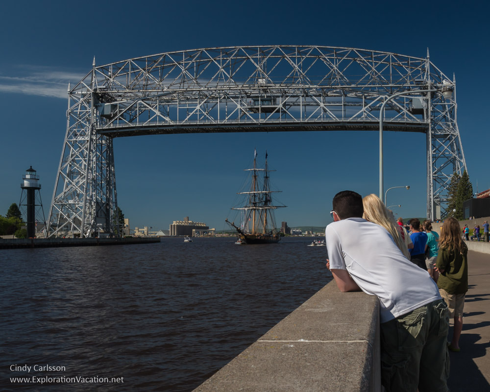 Duluth Tall Ship Festival - www.ExplorationVacation.net