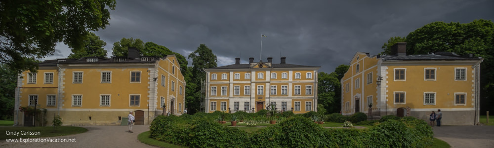 Julita Manor Sörmland Sweden - www.ExplorationVacation.net