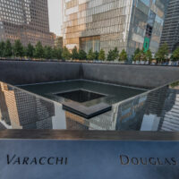 9-11 memorial in NYC - www.ExplorationVacation.net