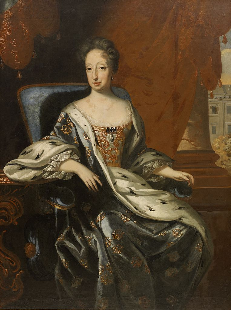 Swedish Queen Hedvig Eleonora