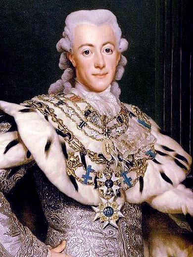 Swedish King Gustav III