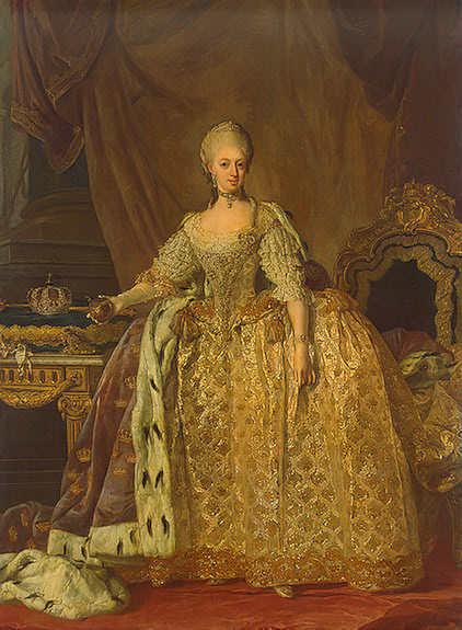 Swedish Queen Sophia Magdalena