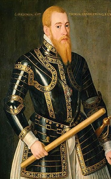 Swedish King Erik XIV