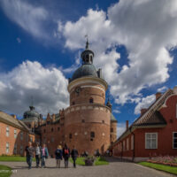 Gripsholm Castle Mariefred Sweden - www.ExplorationVacation.net
