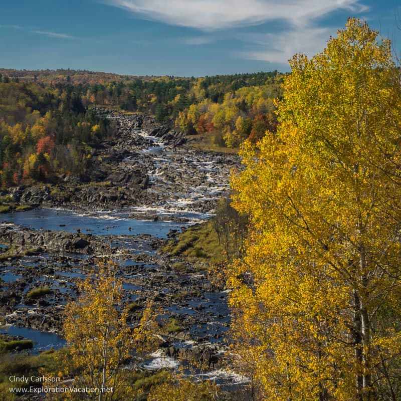 Minnesota's Jay Cooke State Park - www.ExplorationVacation.net