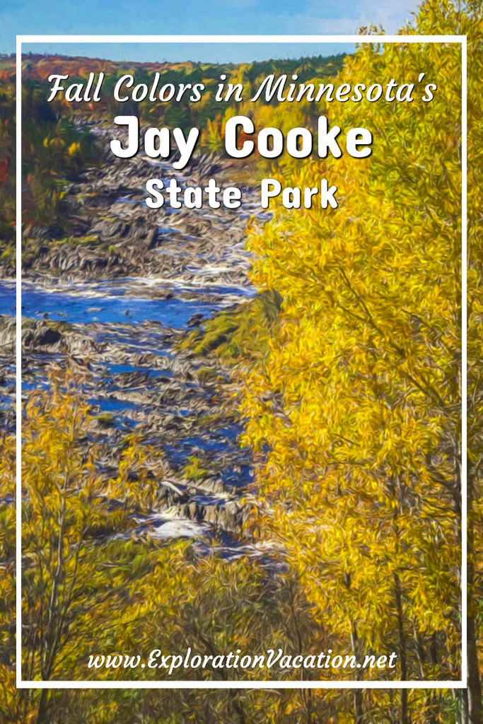 Jay Cooke state park -