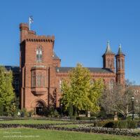 Smithsonian Castle Washington DC - www.ExplorationVacationet