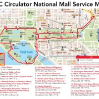 DC circulator map