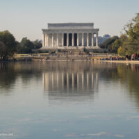 Lincoln Memorial Washington DC - www.ExplorationVacation.net