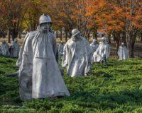 Korean War Memorial Washington DC - www.ExplorationVacation.net
