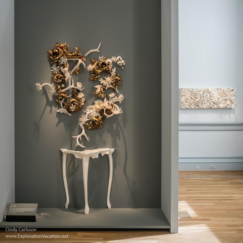 Jennifer Trask Renwick Gallery Washington DC - www.ExplorationVacation.net