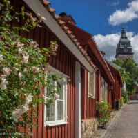 traditional houses Strängnäs Sweden -www.ExplorationVacation.net
