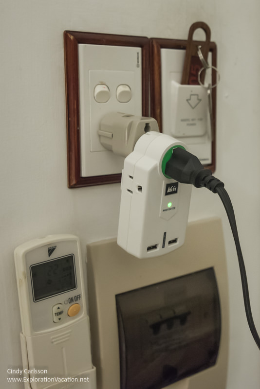 electric surge protector - ExplorationVacation