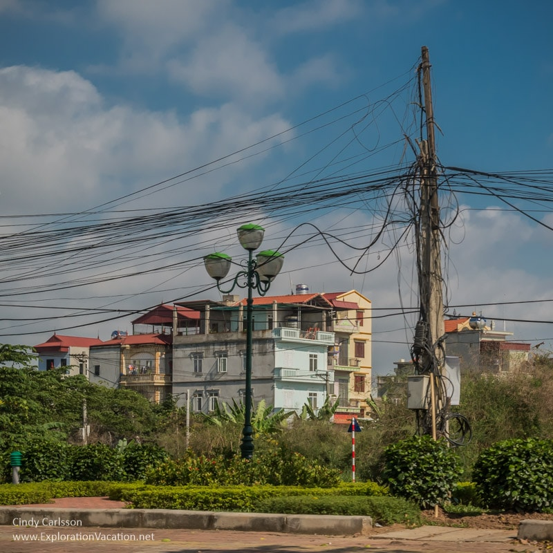 Electric wiring in Asia - ExplorationVacation