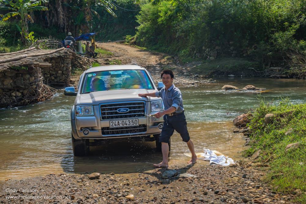 no bridge in Northern Vietnam - ExplorationVacation