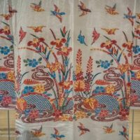 Bingata from Okinawa Textile Museum Washington DC - Exploration Vacation
