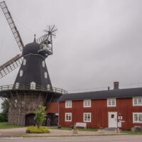 Särdals windmill Sweden - ExplorationVaccation