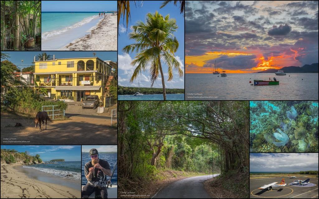 Puerto Rico Road Trip Vieques - ExplorationVacation.net