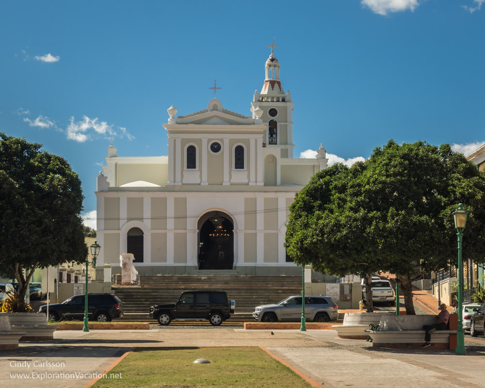 Iglesia San Germán de Auxerre San German Puerto Rico - www.ExplorationVacation.net