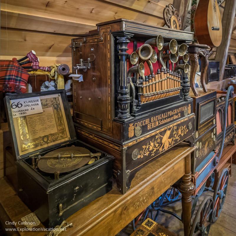 Sparreholm Castle Technical Museum Sweden - www.ExplorationVacation.net