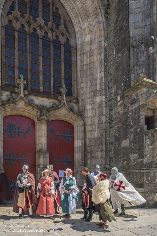 2017 Guerande Medieval Festival France - www.ExplorationVacation.net
