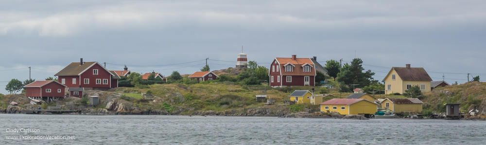 Landsort Öja Island Sweden - www.ExplorationVacation.net