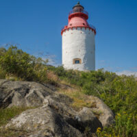 Landsort lighthouse Öja Island Sweden - www.ExplorationVacation.net