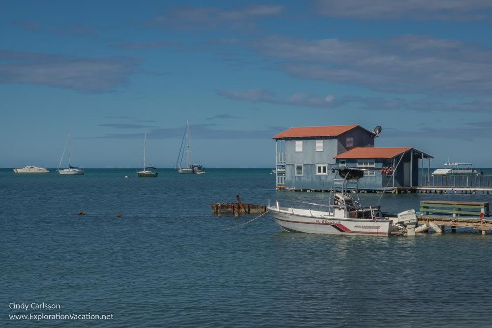 Puerto Rico's west coast - www.ExplorationVacation.net