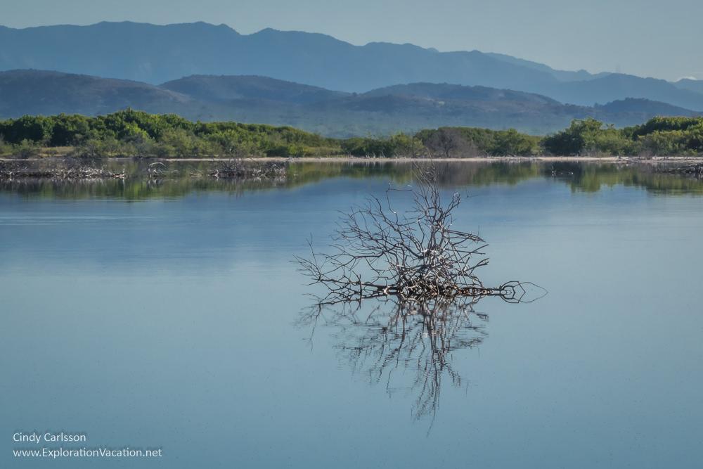 Lagoon in Cabo Rojo, Puerto Rico - www.ExplorationVacation.net