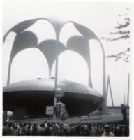 The Golden Rondelle at the 1964 World's Fair
