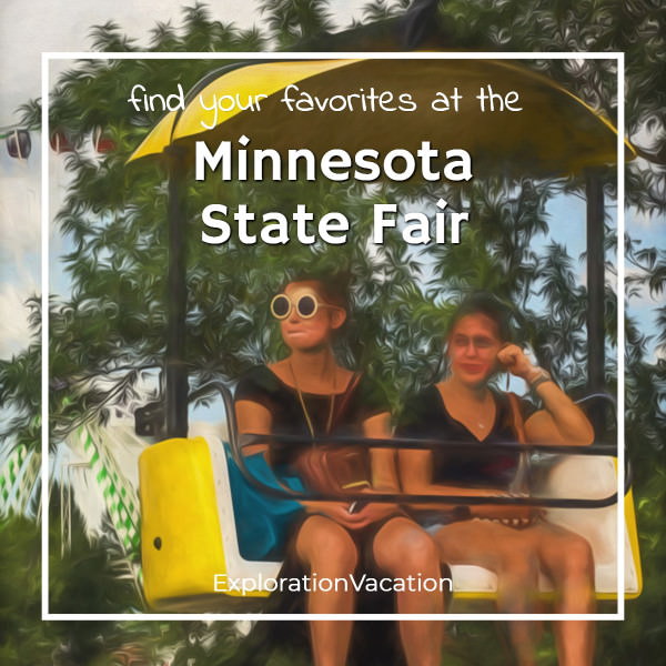 Link to post on favorite things at the Minnesota State Fair