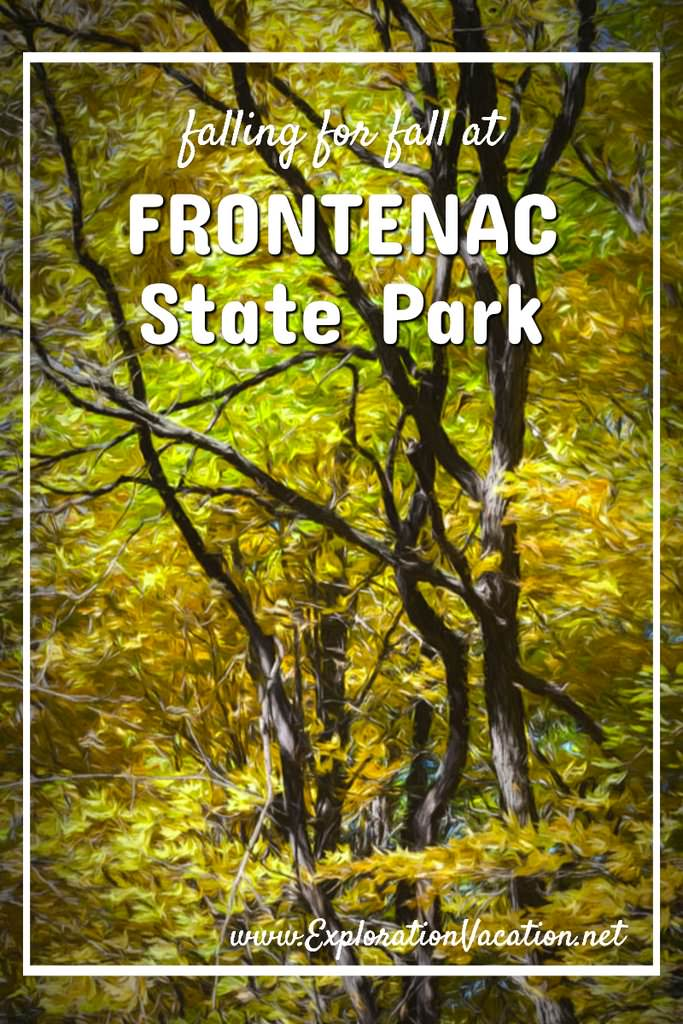 Fall in Minnesota's Frontenac State Park - www.ExplorationVacation.net