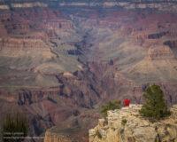 rim trail between Verkamp Visitor Center and Hopi House south rim Grand Canyon - www.ExplorationVacation.net