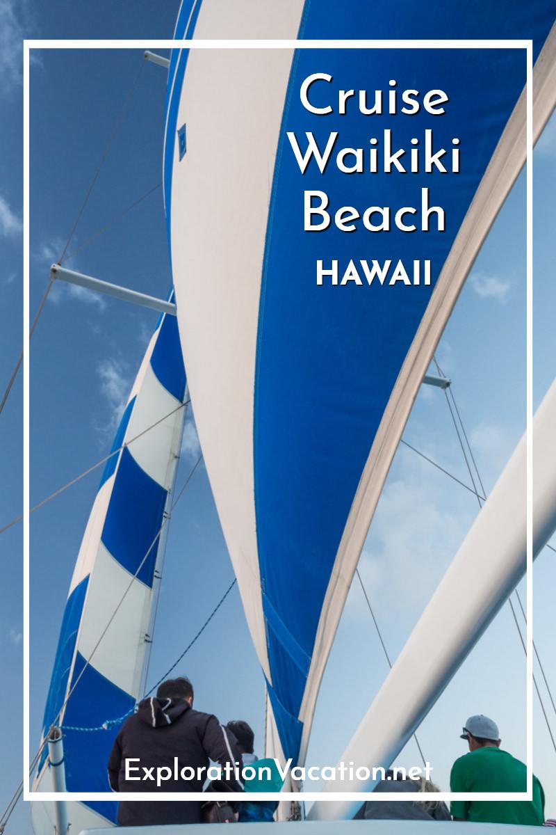 See more of Waikiki Beach on a sunset cruise - ExplorationVacation.net