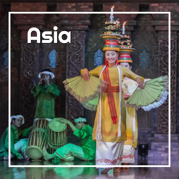 Exploring Asia - ExplorationVacation