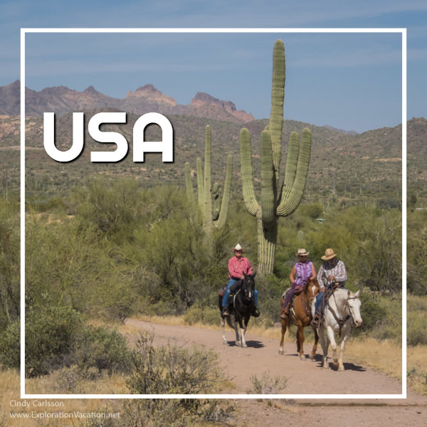 USA travel on ExplorationVacation